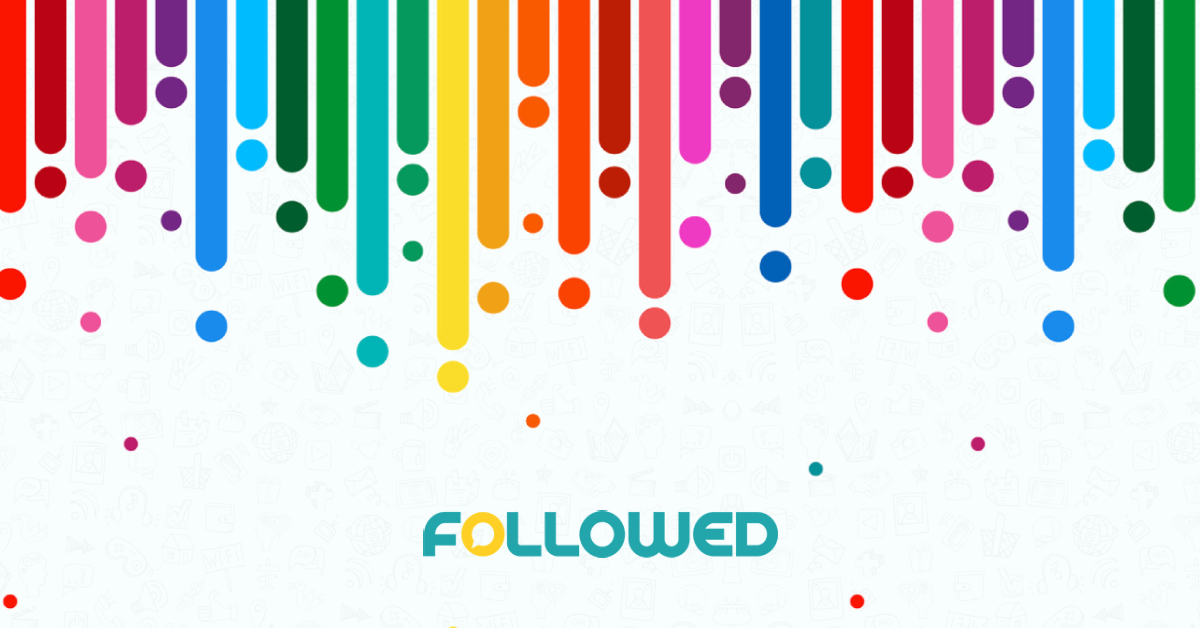 use of color palette in social media marketing