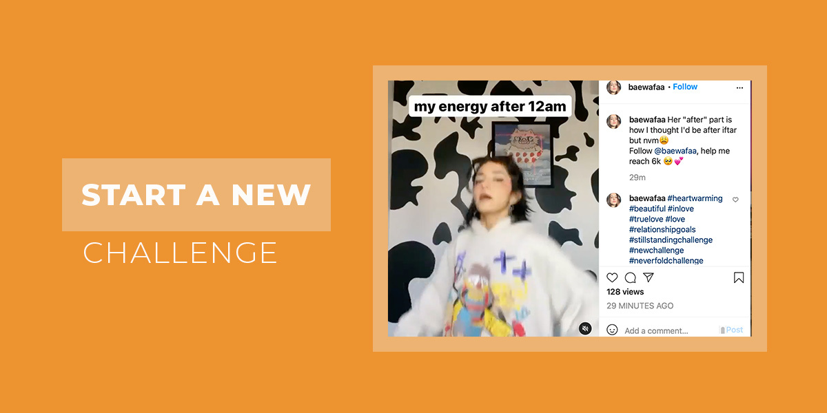 Start a new challenge on Instagram reels to grow more followers   Followedapp Blog