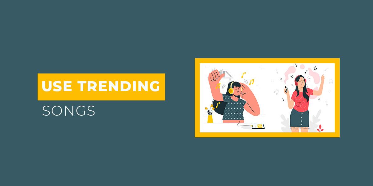 Use trending songs in Instagram reels to grow more followers | Followedapp Blog