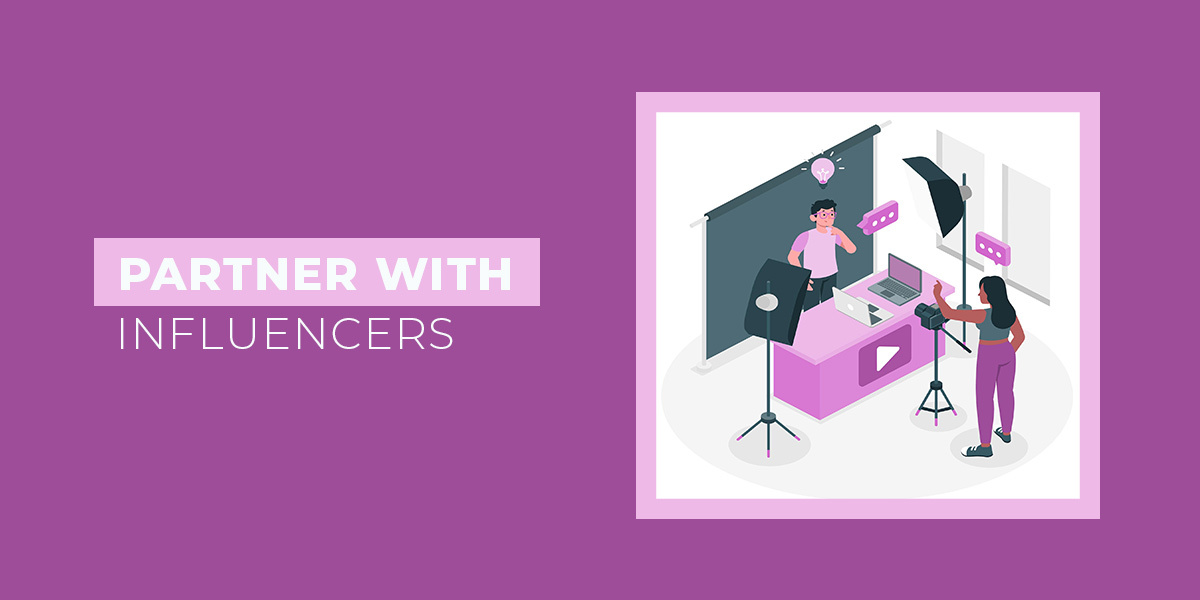 Partner with influencers to grow more followers on instagram through reel videos | Followedapp Blog