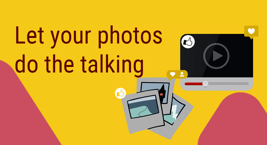Let your photos do the talking as important part of your content marketing strategy | Followedapp